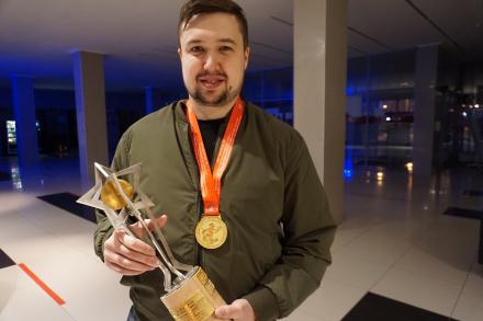 Артур Надргулов: