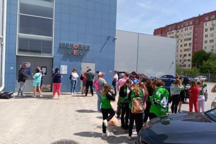 Запрет на посещение зрителями игр в Волжском Волгоградской области СНЯТ!