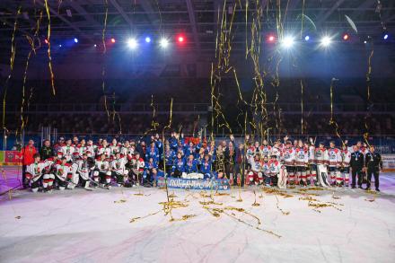 В Перми определили лучшие команды Суперфинала
