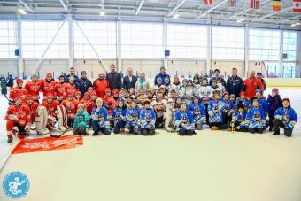 Алексей Швецов:   «Золотая шайба» вызывает у детей огромный интерес!