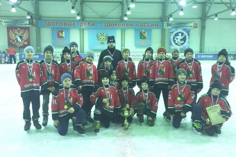 Состоялся I тур Межрегионального первенства «Золотое Кольцо» среди команд 2008/2009 г.р.