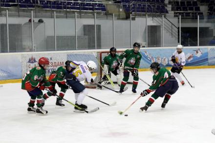 В Башкортостане проходят игры плей-офф!