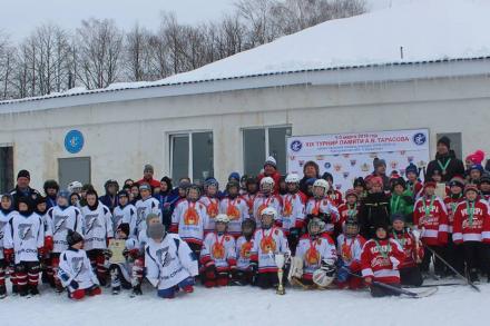 На турнире в Костромской области лучшим стал
