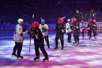 В Перми состоялось торжественное открытие соревнований