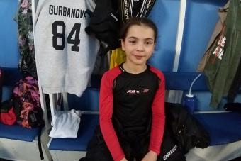 Ксения Гурбанова: