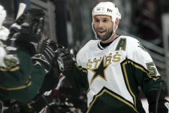Сергей Зубов стал членом Зала славы НХЛ