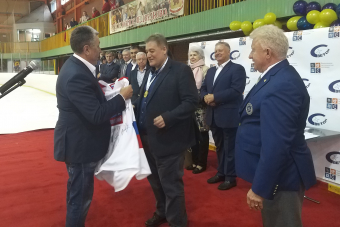 Ирек Гимаев: