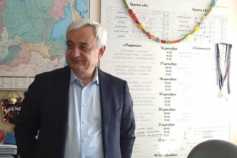 Поздравляем с юбилеем Юрия Ивановича Германенко!