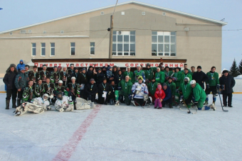 В Альшеевском районе состоится открытие хоккейного сезона!