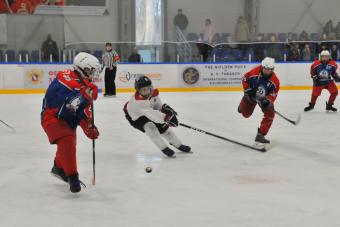 На турнире в Калининграде  завершаются игры группового этапа