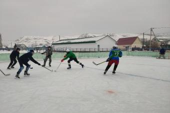 В Башкортостане проходят игры под эгидой «Золотой шайбы»