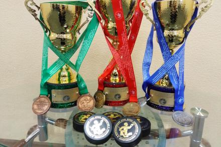 На турнире памяти В.Г. Клочкова победила команда