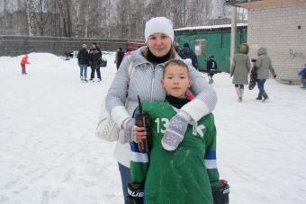 Наталья Вахрушева: