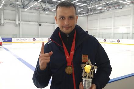 Виталий Айнетдинов: