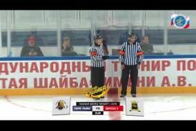 «ДЮСШ-2» (Переславль-Залесский) - «Первомайские львы» (Коркино)
