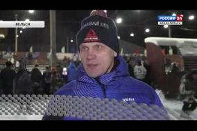 Россия24 Архангельск о турнире Клуба