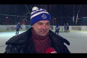 Сюжет о «Золотой шайбе» на КХЛ- ТВ