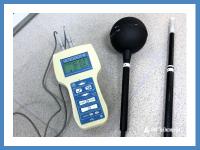 Измерение параметров микроклимата
