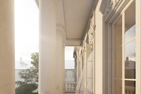 Сохраняя историю: три исторических особняка в Замоскворечье будут отреставрированы