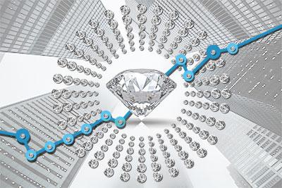 Интернет-магазин Diams продает уникальные ювелирные украшения с бриллиантами
