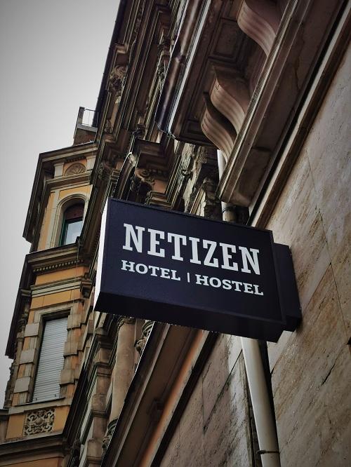 Дизайнерский гибрид-отель NETIZEN Budapest Centre открылся в Будапеште