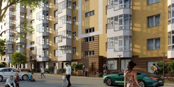 В Севастополе на рынок вывели квартиры в новом ЖК «Апельсин»