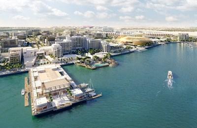 Об основных этапах реализации проекта Yas Bay сообщила компания Miral