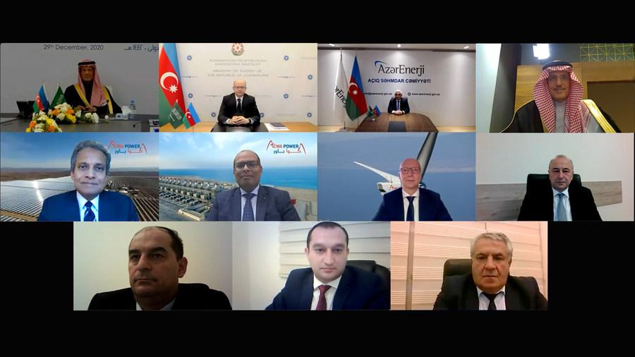 ACWA Power возведет в Азербайджане ряд объектов ветроэнергетики