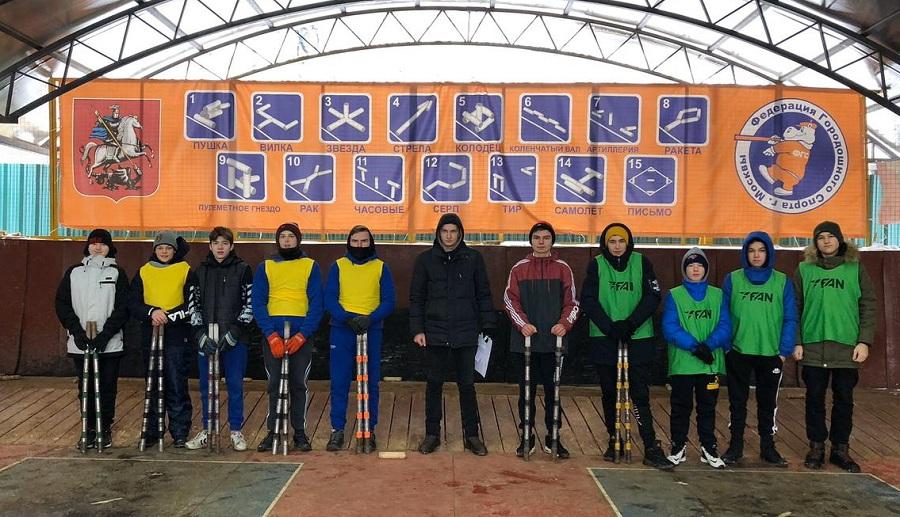 Открытый Кубок Москвы по игре в городки среди столичных команд дошкольников пройдет 24-25 апреля в парке «Коломенское» при поддержке компании COLDY