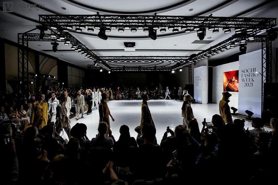 Актуальные модные решения на Sochi Fashion Week
