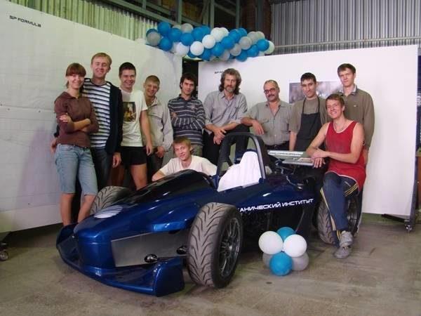 Formula Student и ее создатели