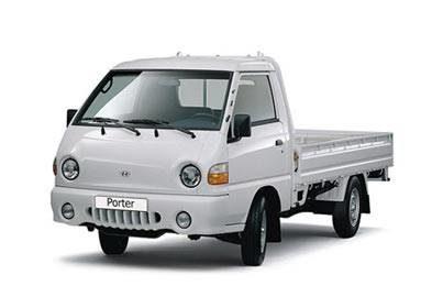 Hyundai Porter от 440 тысяч рублей