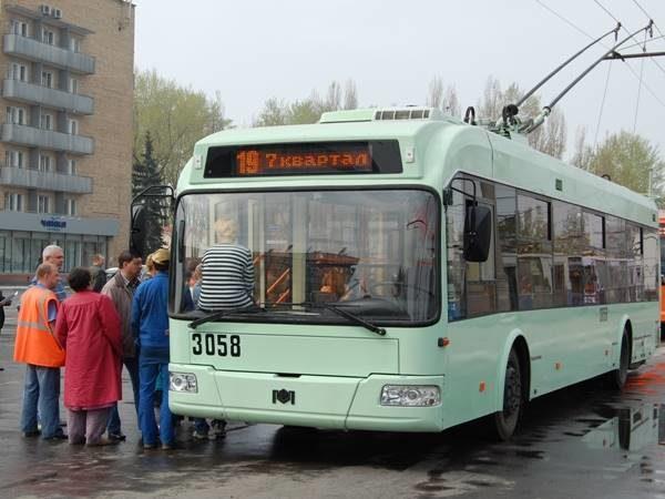 Полюбившийся тольяттинцам троллейбус