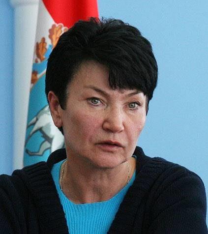 Александра Очирова