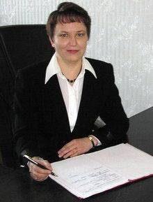 Заместитель руководителя департамента здравоохранения мэрии Тольятти Екатерина Тореева