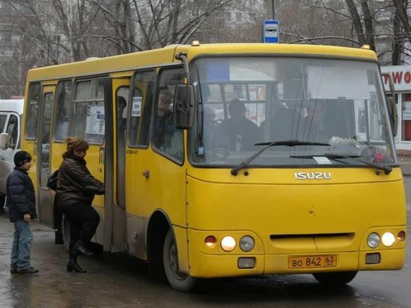 Автобусные перевозки Тольятти