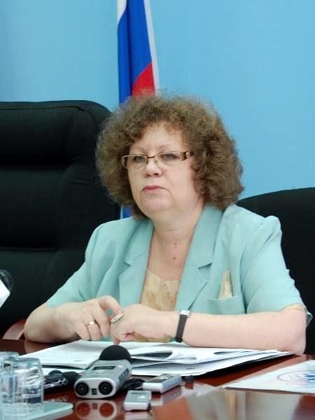 Татьяна Логачева, руководитель Тольяттинского городского отдела государственной статистики