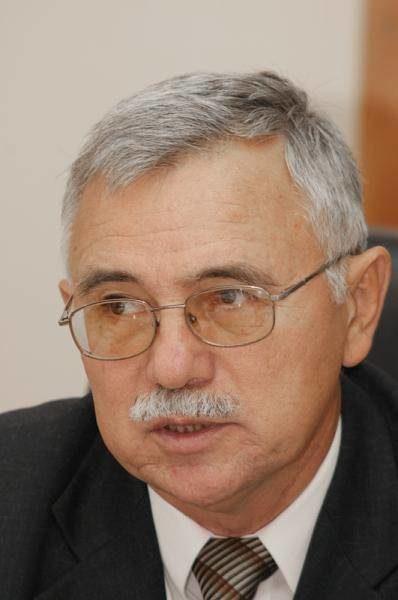 Руководитель департамента городского хозяйства Александр Шабунин