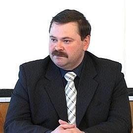 Помощник полпреда президента в ПФО Олег Мельниченко