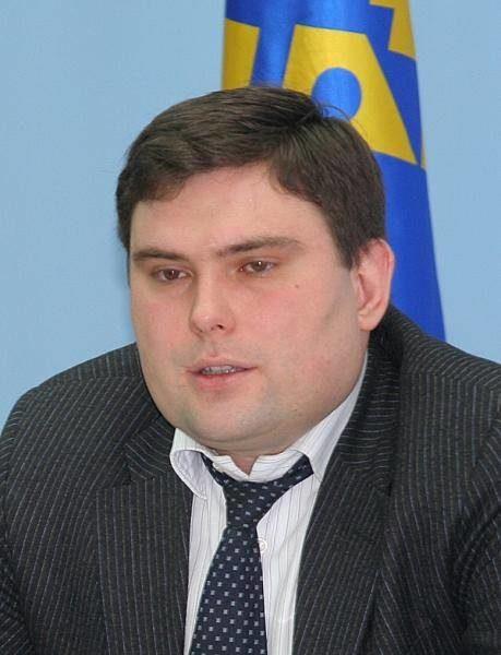 Глава Департамента финансов мэрии Тольятти Григорий Гильгулин