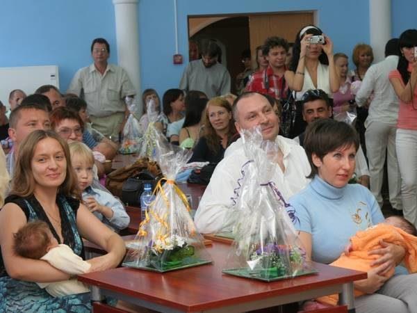 Крестники города Тольятти
