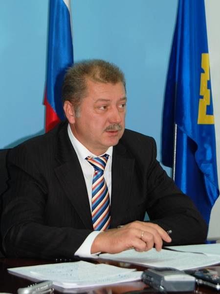 Заместитель мэра Тольятти Владимир Иванов