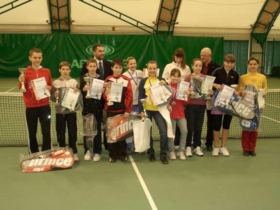 Победители Открытого первенства Самарской области среди юношей и девушек до 14 лет (2009 год)