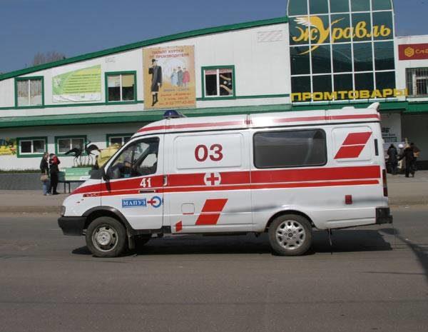 Скорая помощь в Тольятти