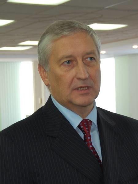 министр промышленности Самарской области Владислав Капустин