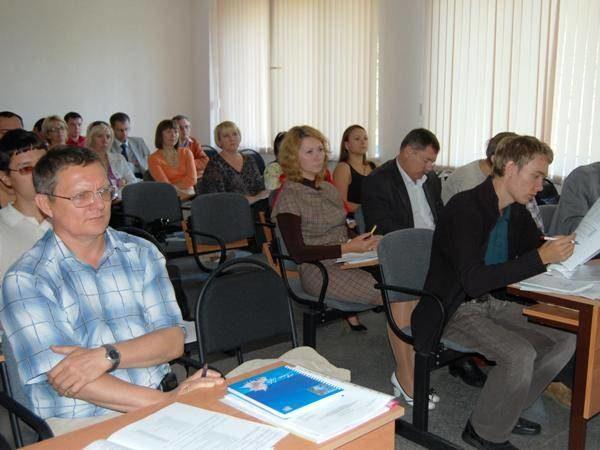 семинар втольяттинском бизнес-инкубаторе
