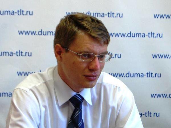 Руководитель отдела туризма Максим Михайловский