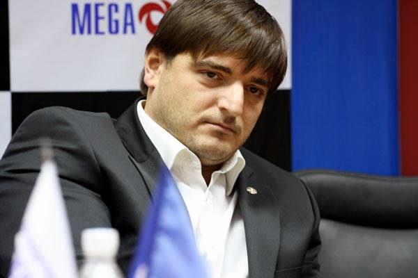 Вице-президент спидвейного клуба «Мега-Лада» Алексей Степанов