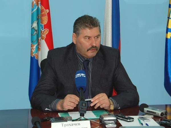 Заместитель мэра Тольятти построительству иземельным ресурсам Николай Трохачев