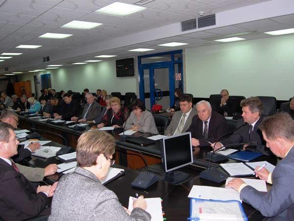 Совещание спредседателями профсоюзных комитетов АВТОВАЗа